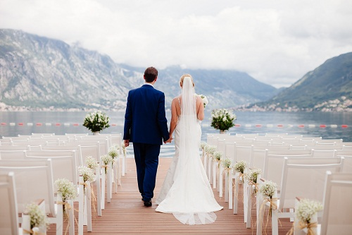 une organisatrice de mariage à Marseille
